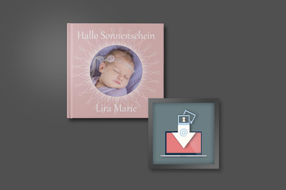 BabyCute Fotobuch und Digitale Daten